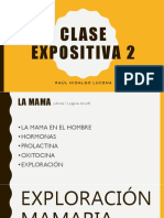 Clase Expositiva Mama anatomía