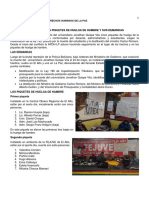 Reporte Piquetes de Huelga de Hambre UPEA