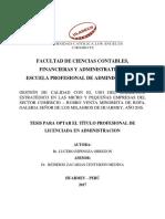 Gestion de Calidad Marketing Estrategico Espinoza Obregon Lucero