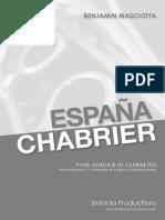 España - Chabrier