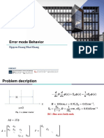 Present on Error Behaviour r04