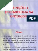 Definições Na Oncologia