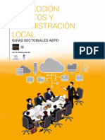 Guia Proteccion Datos Administracion Local