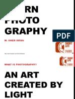 Foto Graphy Workshop - Omer Irfan