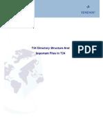 2.T24DirectoryStructureAndImportatntFilesInGlobus