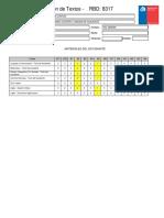 Asignacion Referencial RBD 8317