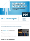 [Team 1][Case Study 1][HCL Technologies][Version 19 March 2018]