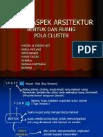 Materi Persentasi Cluster
