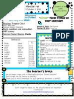 Mrs.thorn's Newsletter Penguin Chick