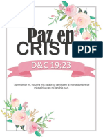 Paz en Cristo