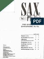 Sax Plus Vol. 1