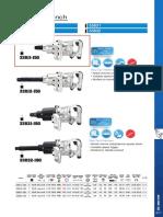 Pneumatic Wrench Kingtony 33811-50