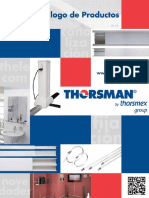 Catalogo Thorsman