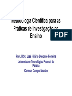 1 2 Metodologia Conhecimento_imp [Modo de Compatibilidade]