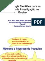 1 2 Metodologia Conhecimento Imp