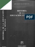 2009 Villalpando Nava, Legislación Educativa de Benito Juárez