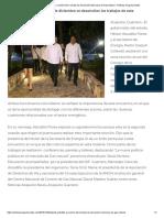 02-12-2016 Asiste Astudillo a Reunión Del Consejo de Asociación Mexicana de Gas Natural.