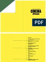Cinema Africano - Novas formas estéticas e políticas