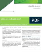 Bioplasticos (european bioplastic, Español)