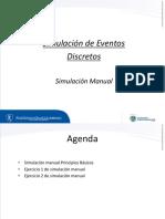 2. Simulación Manual