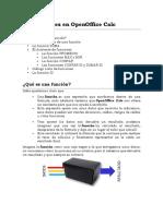 Manual de Funciones Calc