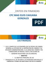 Fundamentos en Finanzas