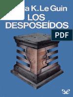 Los Desposeidos - Ursula K. Le Guin