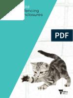 DIY Cat Enclosures
