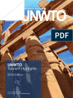 UNWTO-2016 Tourism Highlights