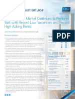 2018 Q1 US Industrial Market Report National