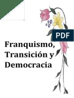 Apuntes de Franquismo, Transición y Democracia