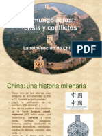 Semana 6 - La reinvención de China.