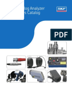 SKF Microlog Accessories Catalogue