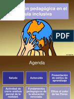 Mediacion Pedagogica en El Aula Inclusiva