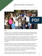 01/06/2018 Refrendan Hermosillenses respaldo a propuestas de Sylvana Beltrones