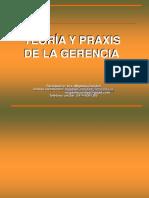 Teoria y Praxis, 2da. Clase Modificada 15-01-2011