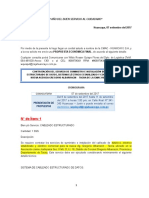 Documento Alcences de Servicios