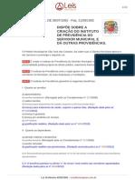 IPSM - Criação - Lei Ordinária 4220-1992 SJC - 13.07.2017