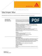Sika Imper Mur PDS