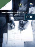 Compendio Estadistico 2009-2011