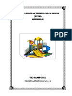 Cover Rencana Program Pembelajaran Harian