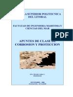 Corrosion y Protección Jara