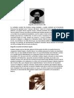 Biografía Corta de Pancho Villa