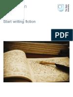 Start Writing Fiction Printable