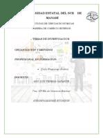 Division y Especializacion