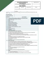 4-P 63 RG-14-01 Obligación de Informar Los Riesgos (Por Cargo)