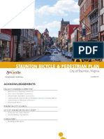 Staunton Bike-Ped Draft Plan_April 2018