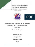 Universidad Peruana Unión Monografia