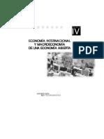 Econ Internac y Macro Econ Abierta
