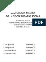 Semiologia Medica -1